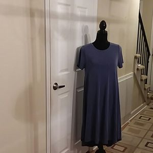 LulaRoe dress, sz. Small